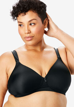 Leading Lady® Brigitte Classic Wirefree Padded T-Shirt Bra 5225,