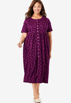 b38cdaead Plus Size Midi Dresses for Women | Woman Within