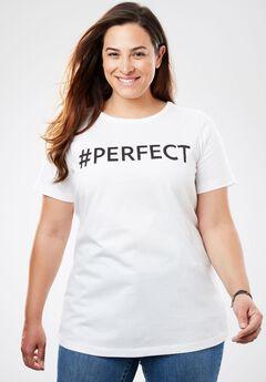#PERFECT Tee,