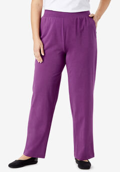a8619b1cfa Plus Size Tall Pants & Skirts for Women | Woman Within