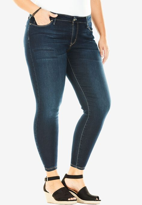 62a8abe4781 Simply Stretch Skinny Jeans Signature by Levi Strauss & Co.™ Gold