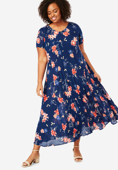 3851690a9fc Crinkle Dress