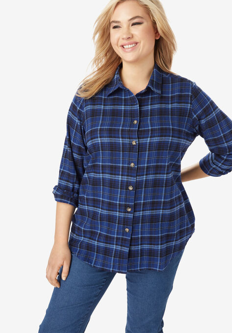 b54322b615c Classic Flannel Shirt