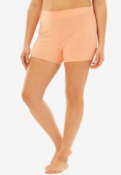 Boyshorts 3-Pack by Comfort Choice®, SPRING SEA PACK, hi-res