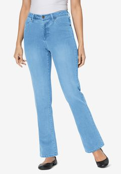 Perfect Bootcut Jean, LIGHT WASH