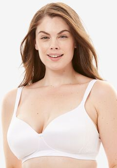 One Smooth U® Side-Sling Bra by Bali®, WHITE, hi-res