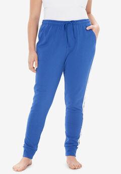 Fleece Jogger Pant by Dreams & Co.®,