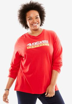 NFL® Women long sleeve tee,