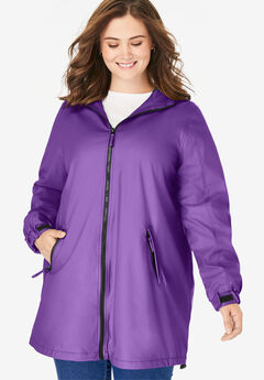 Plus Size Trench Coats & Raincoats for Women | Woman Within