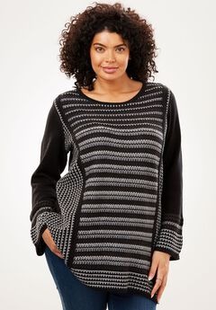 Striped Sweater,
