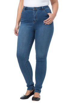 Perfect Skinny Jean, MEDIUM STONEWASH SANDED