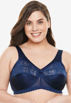 cfa75d0eb Magic Lift® Soft Cup Shoulder Comfort Bra by Glamorise®