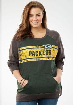 NFL Team Pullover Fleece Sweatshirt, PACKERS, hi-res
