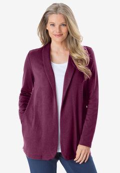 7-Day Knit Jacket,