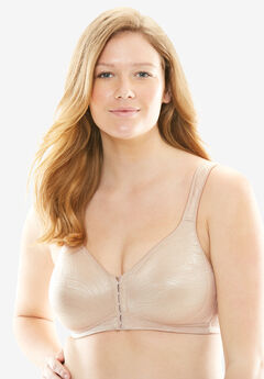 Playtex® 18 Hour Posture Boost Wirefree Bra #USE525, NUDE