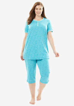 Henley Capri PJ Set by Dreams & Co.®,
