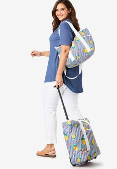 2-Piece Trolley Tote Set,