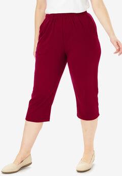 5dbbde2d5b9 Plus Size Shorts   Capris for Women