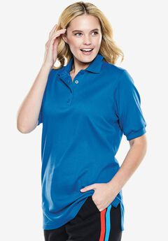 Easy Fit Polo, BRIGHT COBALT