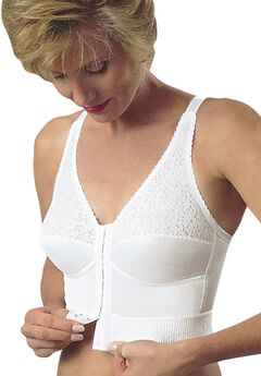 Mastectomy Choice Plus Longline Bra by Jodee ,