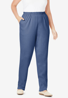 93ba3aa020e Plus Size Tall Pants & Skirts for Women | Woman Within