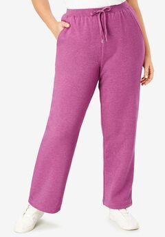 Sweat Pants Easy Fleece,