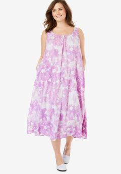 ec2df646c73a Plus Size Midi Dresses for Women | Woman Within