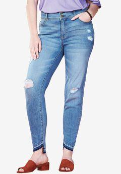 Released Hem High Rise Skinny Jean by Chelsea Studio®, MEMPHIS WASH, hi-res