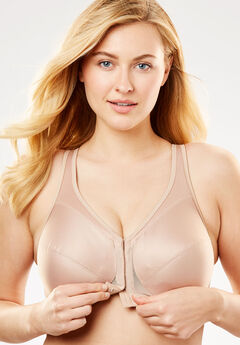 f692acaac Magic Lift® Front-Hook Wireless Posture Bra by Glamorise®
