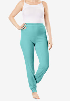 Thermal Lounge Pant , AZURE