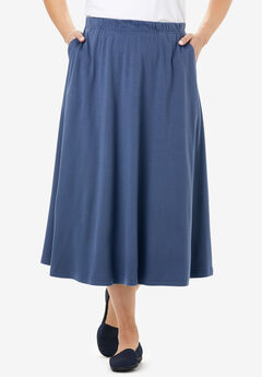 89203ea94e Plus Size Skirts for Women | Woman Within