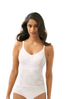 Lace 'N Smooth® Cami by Bali,