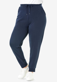 Better Fleece Jogger Sweatpant, NAVY