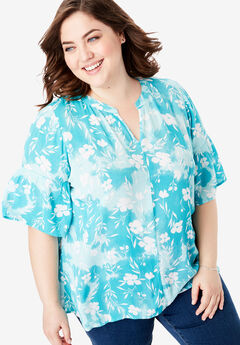 a034e814139 Plus Size Shirts   Blouses for Women