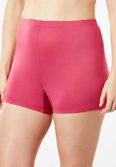 3-Pack Breathable Boyshorts by Comfort Choice®, AZURE BERRY PACK, hi-res