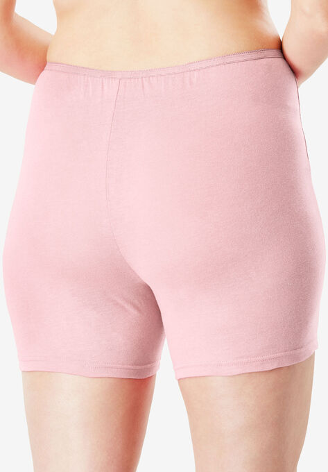 82986c8f37f8ca 3-Pack Cotton Boxer by Comfort Choice®| Plus Size Boyshorts | Woman ...