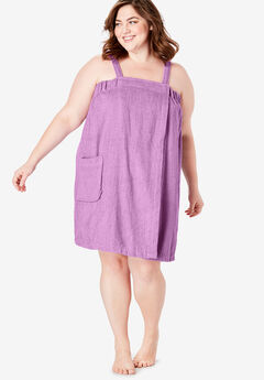 Dreams & Co.® Terry Towel Wrap,