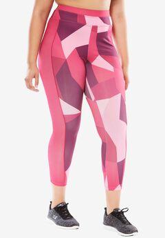 Capri pants by FullBeauty SPORT®,