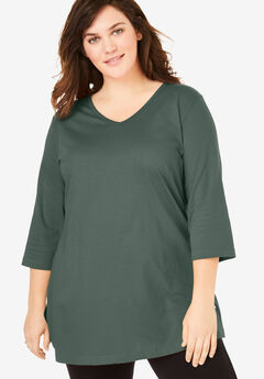 Plus Size Tunics for Women | Woman Within