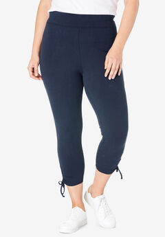 e17d0332b58104 Plus Size Leggings & Yoga Pants for Women | Woman Within