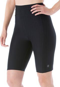 Bike shorts by fullbeauty SPORT®, BLACK, hi-res