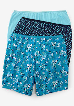 3-Pack Cotton Boxer by Comfort Choice®,