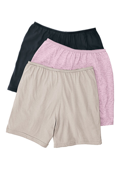 02f6144d2 3-Pack Cotton Boxer by Comfort Choice®