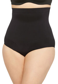 Seamless Hi-Waist Shaping Brief,