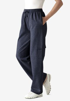 Better Fleece Cargo Sweatpant,