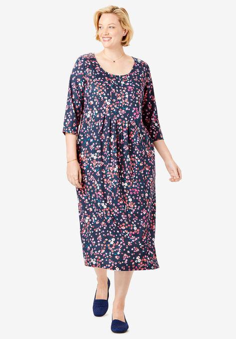 Babydoll Essential Dress