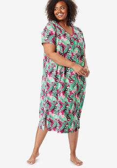 218e3ebbe3 Plus Size Sleepwear   Nightgowns for Women