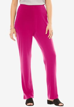Travel Mixer Slim Pant, RUBY ROSE, hi-res