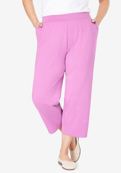 EveryWear Essential Cropped Pant,