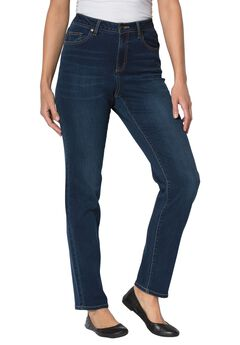 Perfect Straight Leg Jean, , hi-res